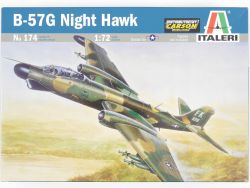 Italeri 174 Night Hawk B-57G Vietnamkrieg Kit 1:72 MIB NEU! OVP