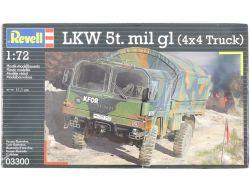 Revell 03300 MAN LKW 5t.mil gl 4x4 Truck Bundeswehr 1:72 MIB OVP