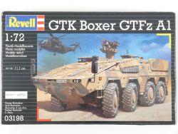 Revell 03198 GTK Boxer GTFz A1 Radpanzer Kit 1:72 MIB NEU! OVP ST