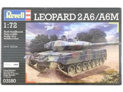 Revell 03180 Leopard 2A6/A6M Bundeswehr Kit 1:72 MIB NEU! OVP