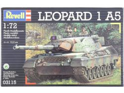 Revell 03115 Leopard 1 A5 Kampfpanzer BW Kit 1:72 MIB NEU! OVP