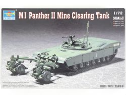 Trumpeter 07280 M1 Panther II Mine Clearing Tank 1:72 MIB! OVP