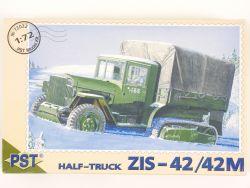 PST 72032 Half-Truck ZIS-42/42M Russian Soviet 1:72 MIB NEU! OVP