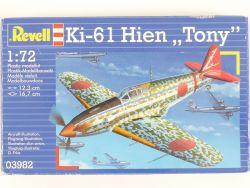 Revell 03982 Kawasaki Ki-61 Hien Tony Schwalbe 1:72 MIB NEU! OVP