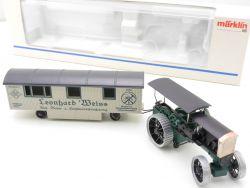 Märklin 1883 Diesel-Lokomobil Bauwagen Leonhard Weiss NEU! OVP
