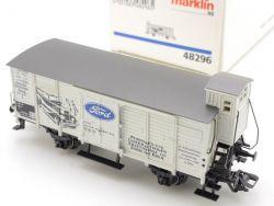 Märklin 48296 Gedeckter Güterwagen Ford Bremserhaus DRG KKK OVP