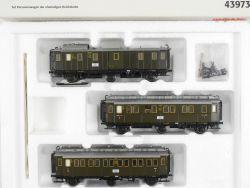 Märklin 43973 Set Personenzug Reichsbahn DRG Beleuchtung NEU OVP