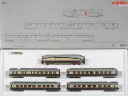 Märklin 26610 Henschel-Wegmann-Zug DRG Digital Sound mfX TOP OVP