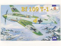 Amodel 7214 Messerschmitt Bf 109 T-1 1/72 Kit MIB NEU! OVP