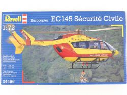 Revell 04496 Eurocopter EC145 Securite Civile 1:72 MIB NEU! OVP