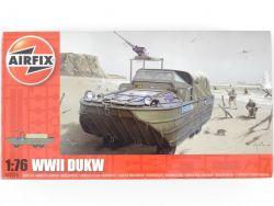 Airfix A02316 WWII Amphibienfahrzeug DUKW 1/76 Kit MIB NEU! OVP