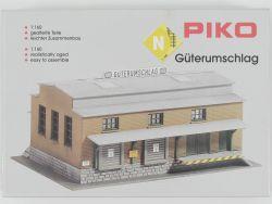 Piko 60027 DB-Güterumschlag für Burgstadt Bausatz Spur N NEU OVP