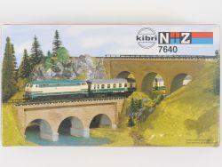 Kibri 7640 2x Steinbogenbrücke Spur N + Z Bausatz Kit NEU OVP ST