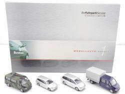 Rietze Werbemodell Bw Fuhrpark Edition 1 Bundeswehr-Set NEU! OVP