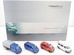 Herpa Werbemodell Bw Fuhrpark Edition 2 Einsatzfahrzeuge NEU OVP