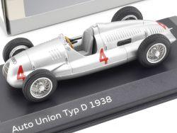 Minichamps 5030900703 Auto Union Typ D 1938 1:43 Grand-Prix OVP