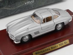 Atlas Mercedes MB 300 SL Coupe Flügeltürer W 198 1:43 TOP! OVP