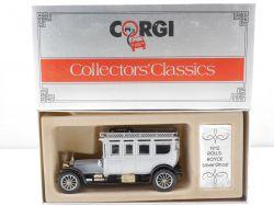 Corgi C860 Rolls-Royce Silver Ghost 1912 Silber 1:43 TOP! OVP