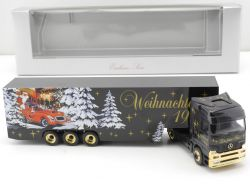Herpa 185530 MB Mercedes LH Christmas Weihnachten 1996 NEU! OVP