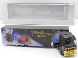 Herpa 146548 MAN TG A SZ Frohe Fest Weihnachten 2000 NEU! OVP