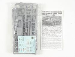 Hasegawa MT52 Sd.Kfz 234/2 8-Rad Panzerspähwagen Puma 1:72
