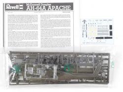 Revell 04487 McDonnell Douglas AH-64A Apache 1:72 Model Kit