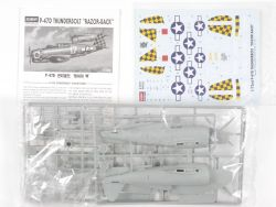 Academy 2175 P-47D Thunderbolt Razor Black US Air Force 1:72