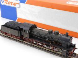Roco 43221 Dampflokomotive G 10 KPEV Länderbahn H0 DC  OVP