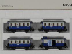 Märklin 40351 Personenwagen-Set Bayerischer Personenzug NEU! OVP