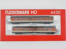 Fleischmann 4430 Diesel-Triebzug Nahverkehr BR 614 DB TOP! OVP
