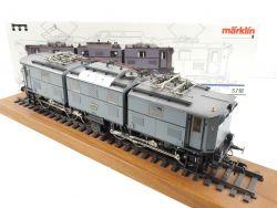 Märklin 5718 Elektrolok E 91 92 Reichsbahn DRG Grau AC Sound OVP