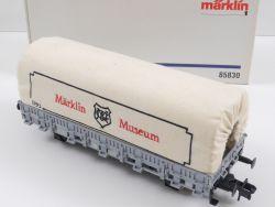 Märklin 85830 Museumswagen 1993 Güterwagen Plane SW 1 NEU! OVP