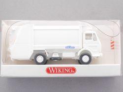Wiking Werbemodell MB 1619 Preßmüllwagen Edelhoff 1:87 NEU! OVP