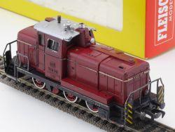 Fleischmann 1380 V 60 151 Diesellok Metallgehäuse fährt EVP OVP