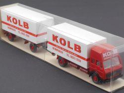 Wiking 27459 MB Möbel-Lastzug Hängerzug Kolb LKW 1:87 NEU! OVP