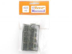Roco 422 Minitanks Kanister Paletten Jerrycans TOP OVP ST