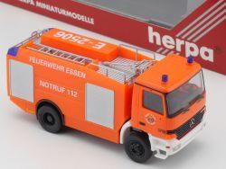 Herpa 045377 MB Actros S TLF 24/48 Feuerwehr Essen 1:87 NEU! OVP