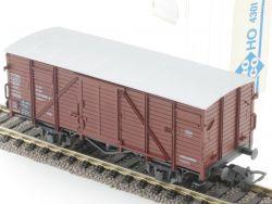 Roco 4301 Gedeckter Güterwagen DB G10 Gklm Bundesbahn  OVP