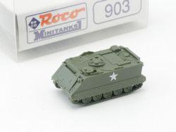 Roco 903 Minitanks Truppentransport M 113 UN Gepanzert 1:160 OVP