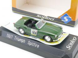Solido 1921Triumph Spitfire MK-1 Decals Rennwagen 1:43 TOP OVP
