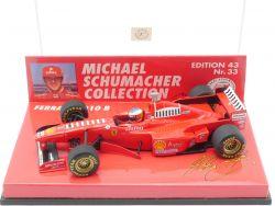 Minichamps Ferrari F 310 B Michael Schumacher MSC 33 TOP OVP