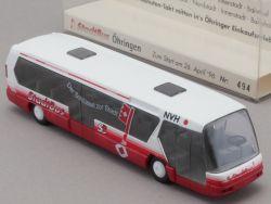 Rietze 494 Neoplan Metroliner Stadtbus Öhringen NVH 1996 NEU OVP