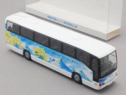 Rietze 60059 MB O 404 RHD Bührer Reisen Hirzel Bus Schweiz NEU OVP SG