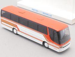 Rietze 64011 Setra S 315 HD Klöpfer Omnibus Neenstetten NEU OVP SG