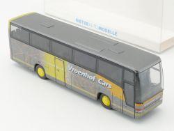 Rietze 61903 VanHool T9 Acron Vroenhof Cars Reisebus Belgien OVP