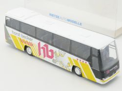 Rietze 61607 Volvo B12 Horst Becker HB Touristik Reisebus NEU OVP SG