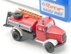 Roco 1398 Opel Blitz TLF 15 Feuerwehr Tanklöschfahrzeug NEU! OVP