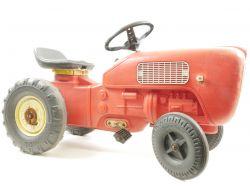 Geobra Playmobil Porsche Traktor Tretauto Pedalcar alt selten