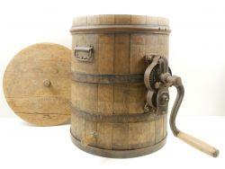 Miele Butterfass Buttermaschine antik Jahrhundertwende uralt