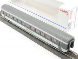 Märklin 42151 Salonwagen SBB CH Beleuchrung Eurofima TOP!  OVP